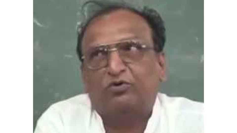 Raghunathdada-Patil