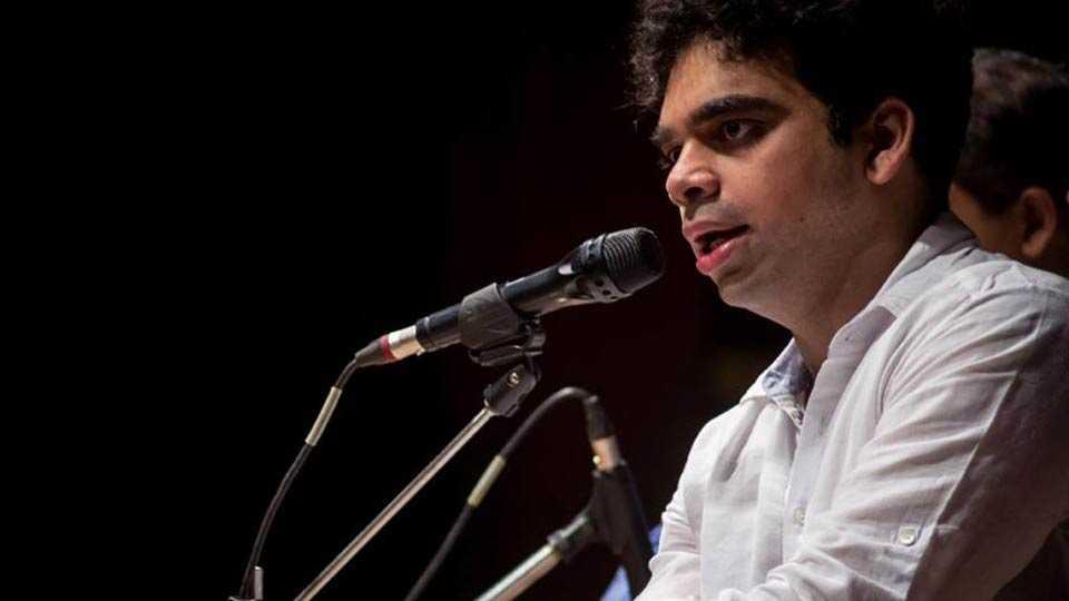 Rahul Deshpande in Udayswar Mumbai