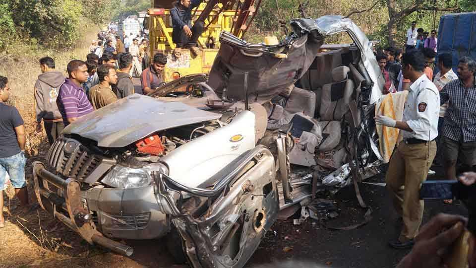 Ratnagiri accident