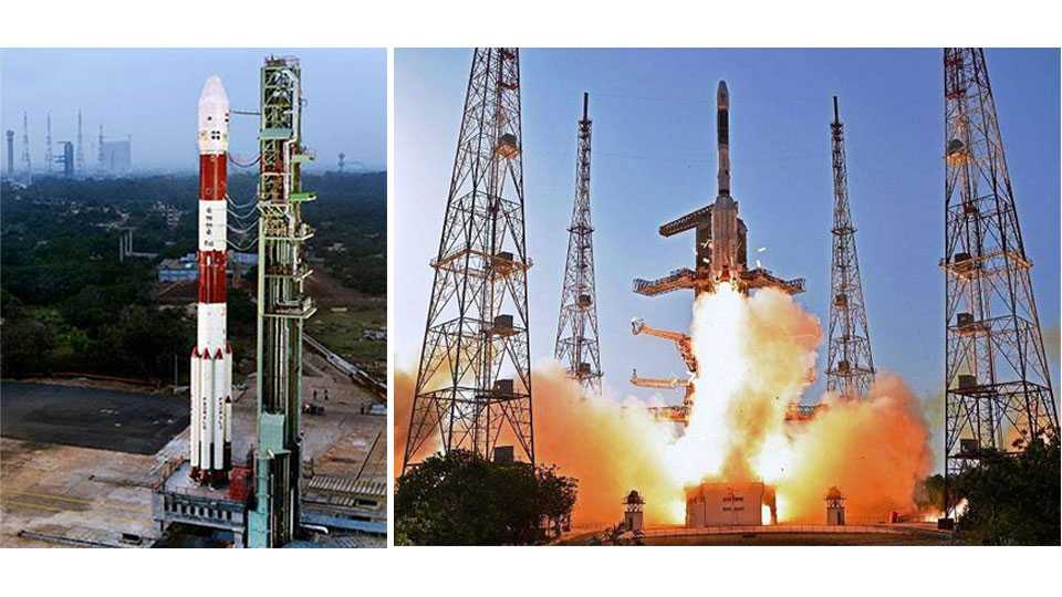 marathi news ISRO launched its 100th satellite called Cartosat-2