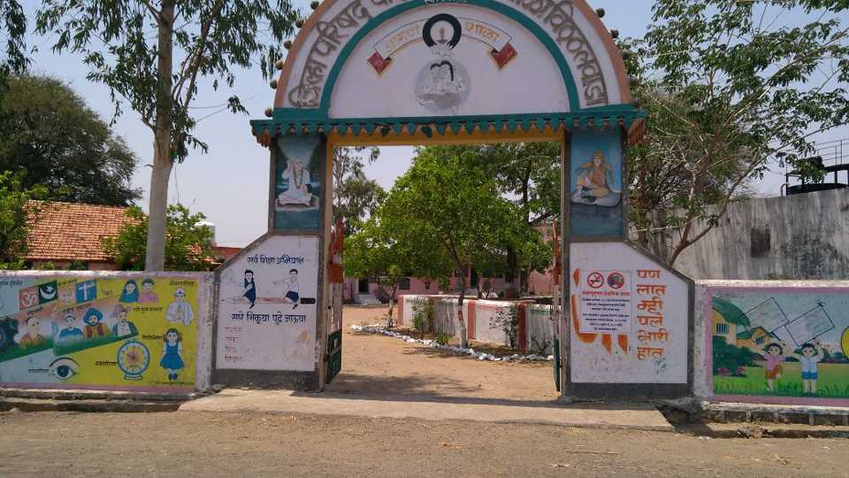 The school in Vitthalwad is completing hundred years