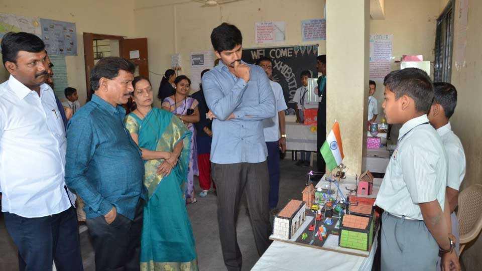 Science-Exhibition