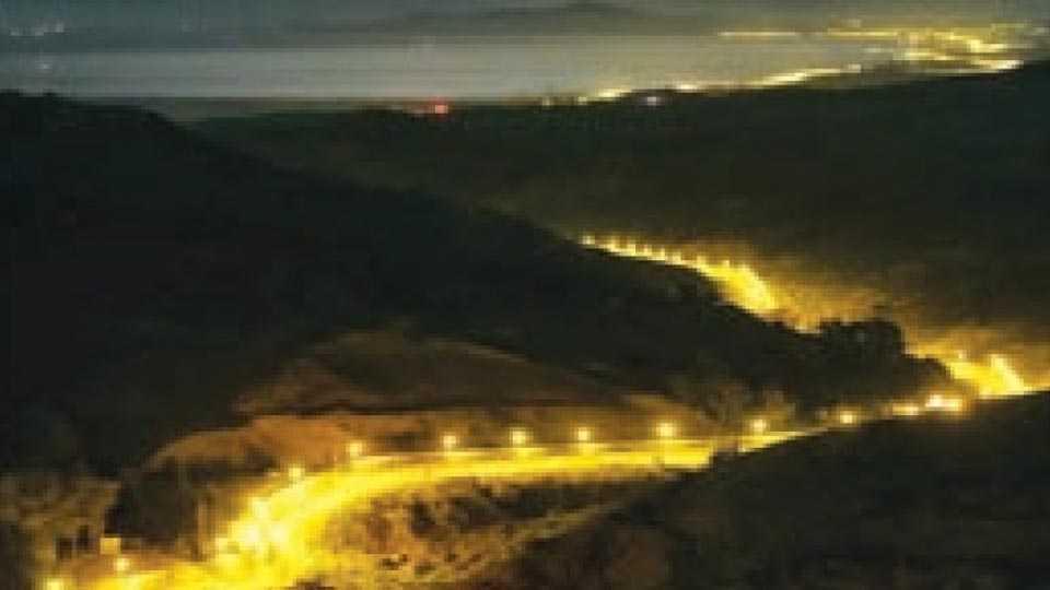 spain morocco border