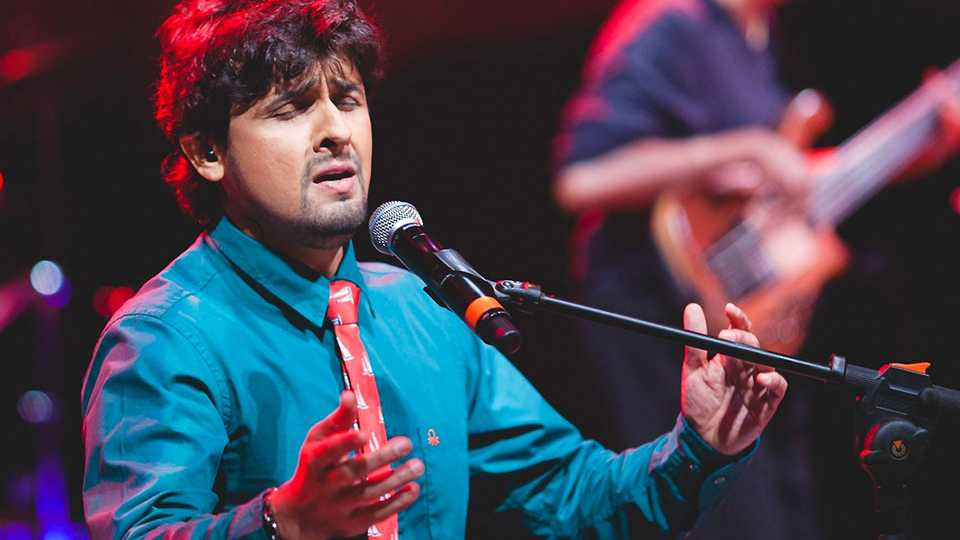 sonu nigam amazing voice for sher e punjab