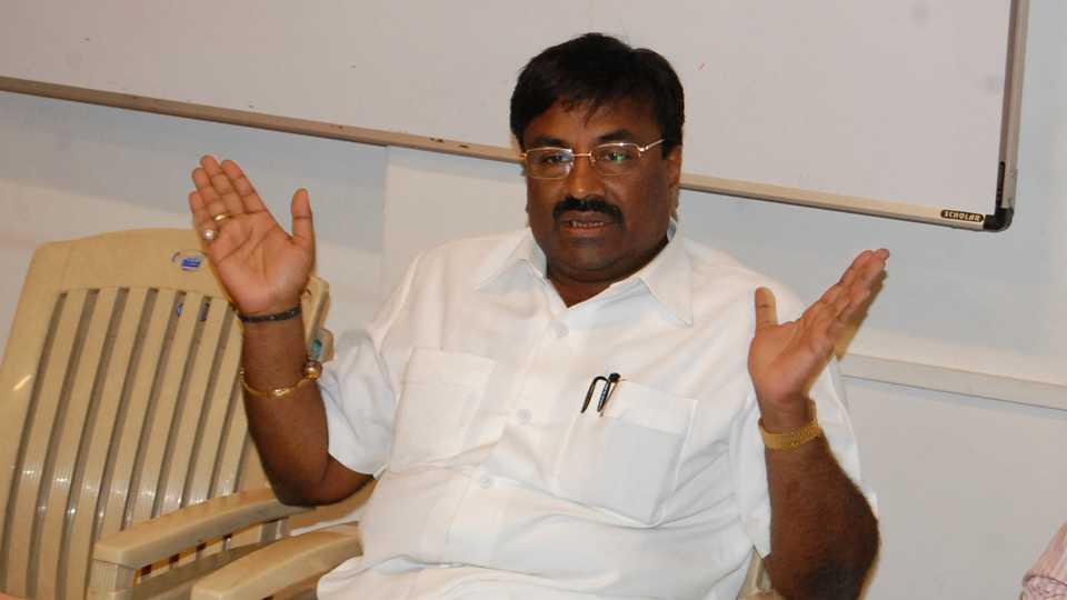 File photo of Sudhir Mungantiwar