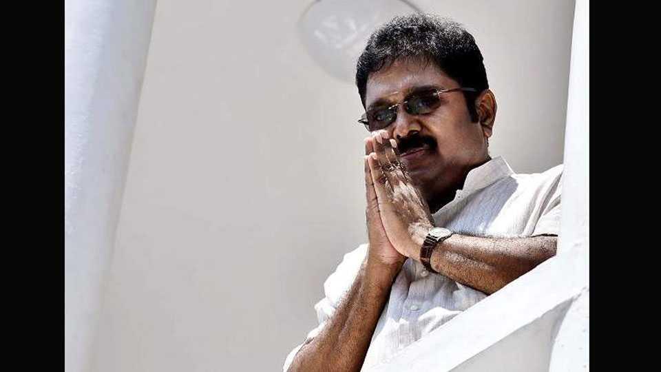 National News Political News TTV Dinakaran Formed New Party