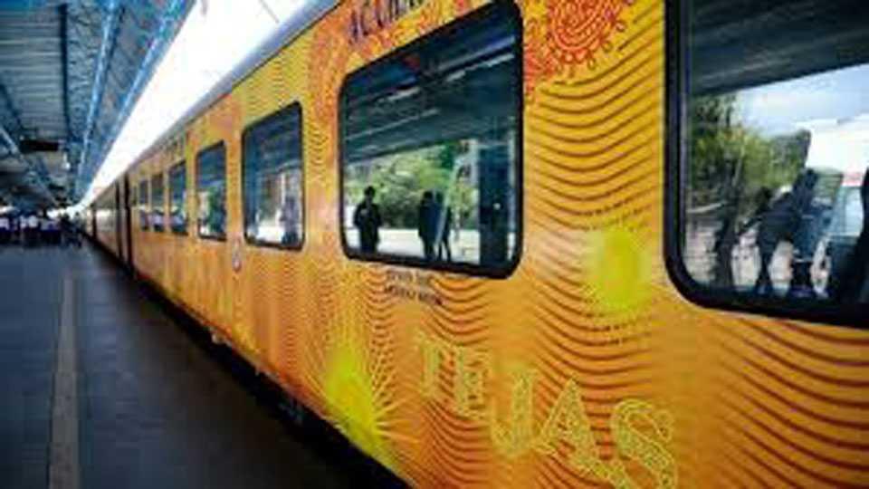 National News Rail News Tejas Shatabdi Express LCD is Removing
