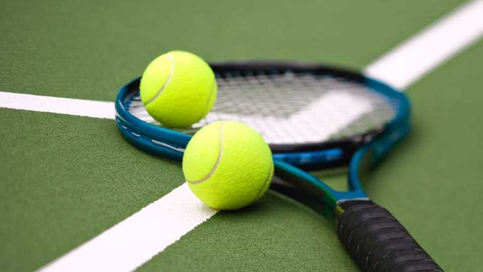 sports news mallika marathe involve in international tennis competition