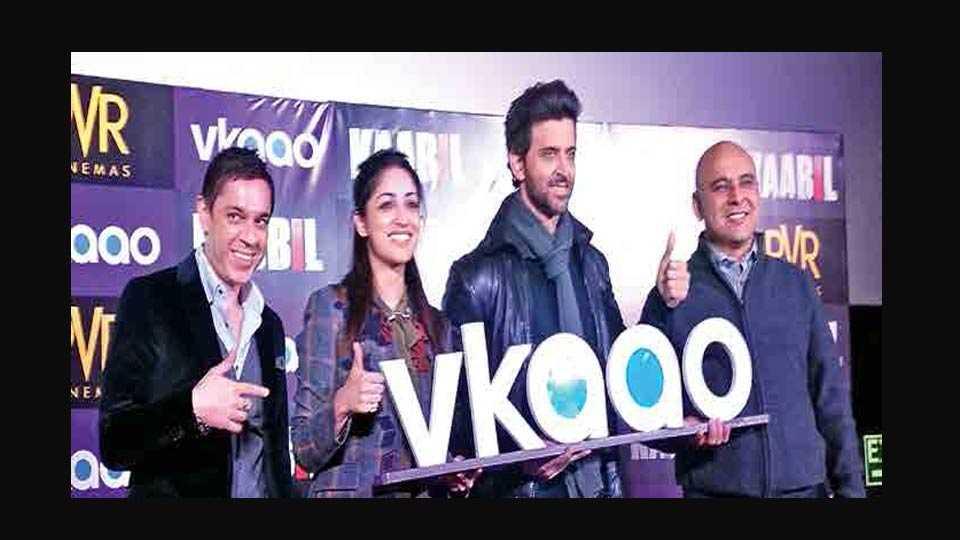PVR Vkooa Web series