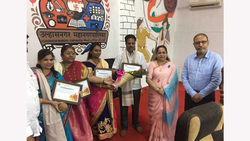 In the Ulhasnagar city Shivsena panel will get the first cleanliness award