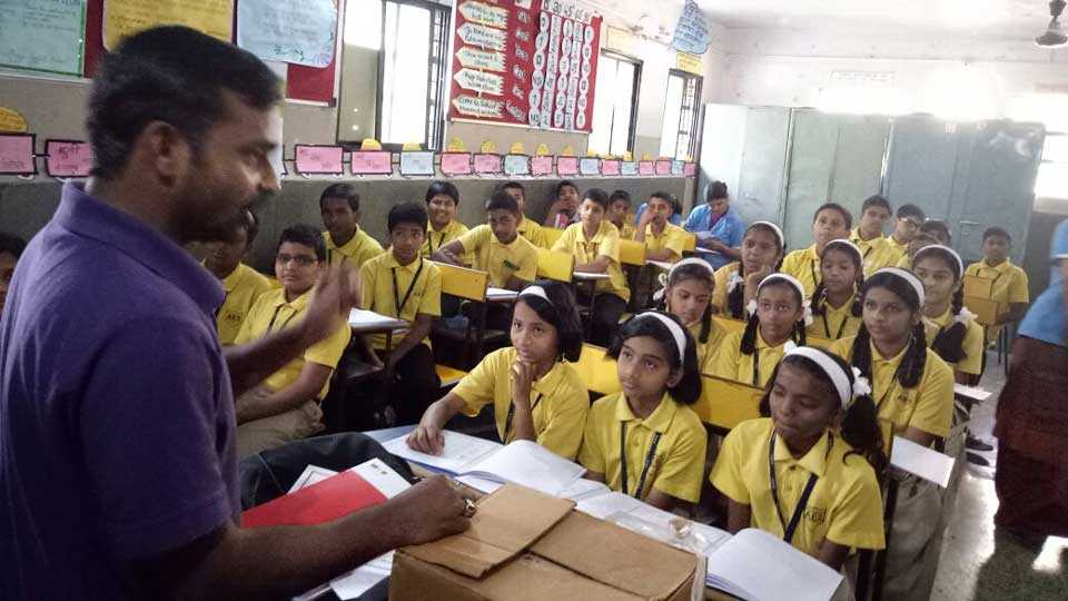 marathi news pune seminar fire protection students guide
