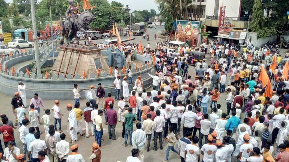 Maratha kranti Morcha second phase