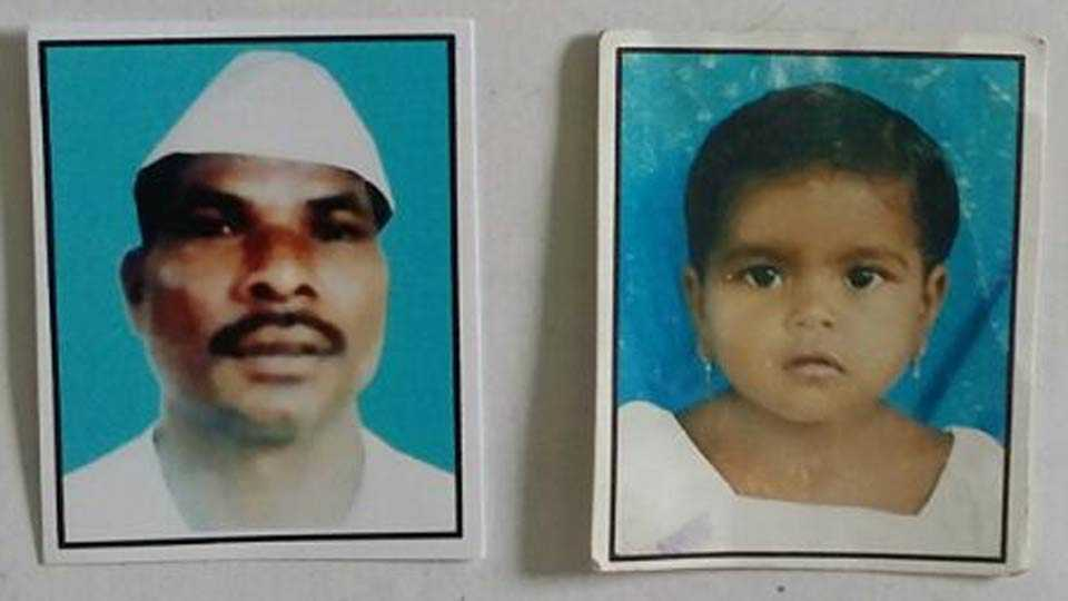 five-year-old girl abducted by criminal in Shrigonda