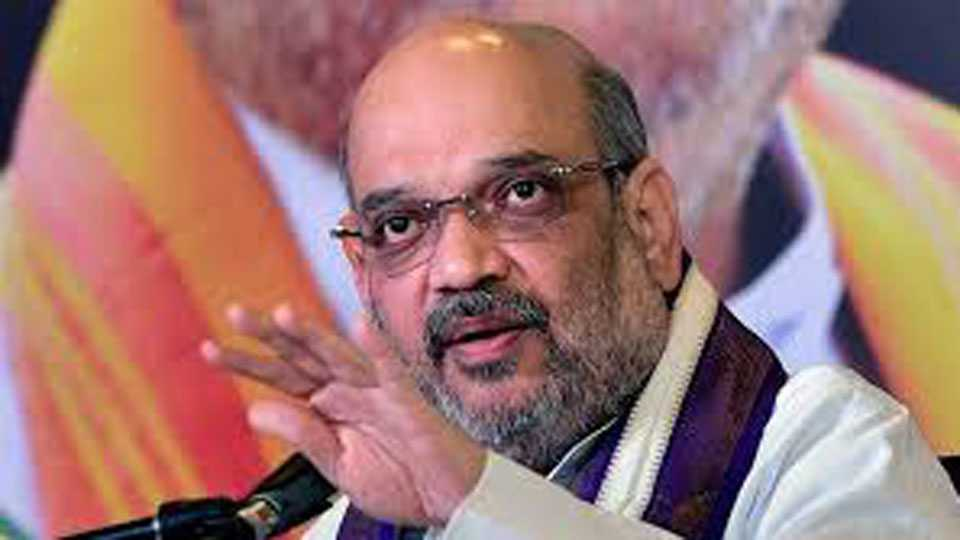 Amit Shah in Mumbai will discuss with RSS