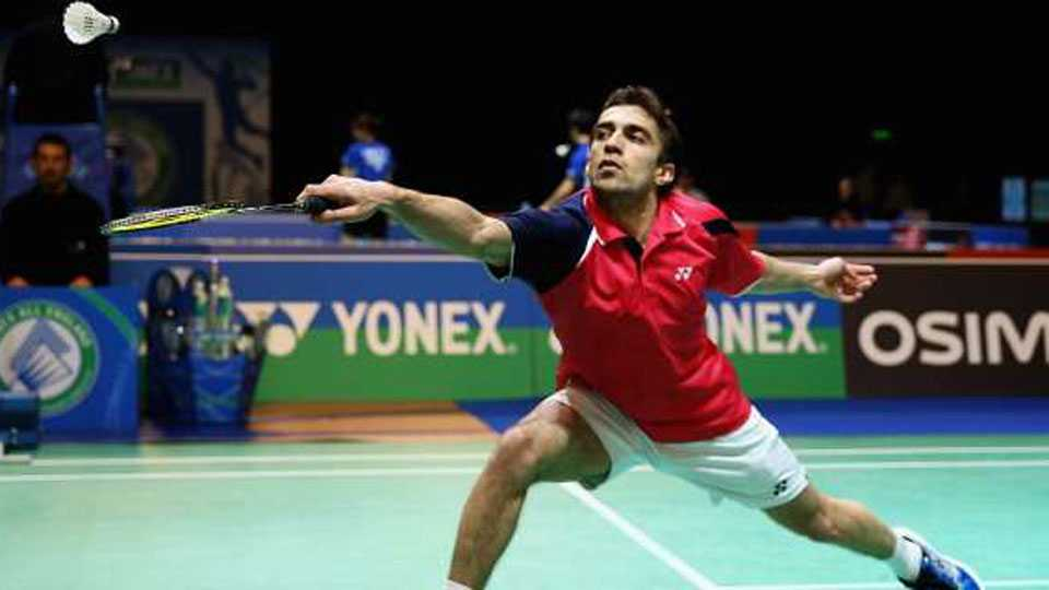 Dutch International Badminton: Anand Pawar wins tournament