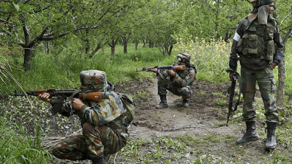 J&K: 2 terrorists shot dead while making infiltration bid