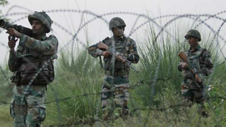 Army foils infiltration bid in Kashmir's Uri, 5 militants killed