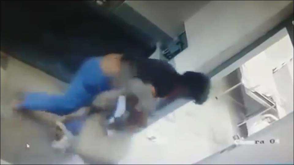 गस्तीवरील पोलिसाला मारून घाटी रुग्णालयातून कैदी पळाले