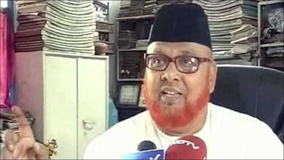 muslims joining rss or bjp will be beaten up maulana barkati