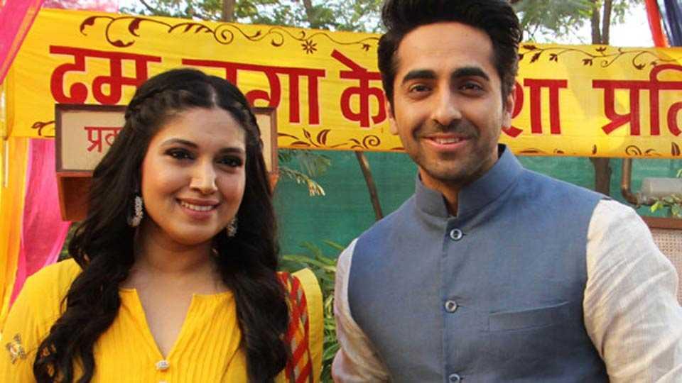 Ayushmann Khurrana and Bhumi Pednekar pair up again for 'Manmarziyan'