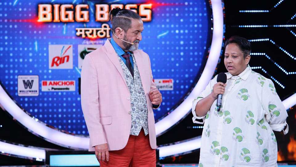 Aarti Solanki Is Out From Big Boss Marathi House