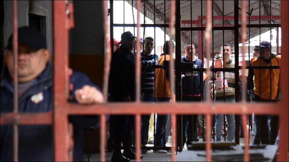 At least 33 prisoners killed in Brazil prison uprising