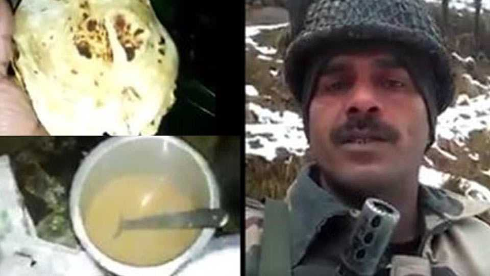 bsf officers sale fuel and food product in half rate, says people
