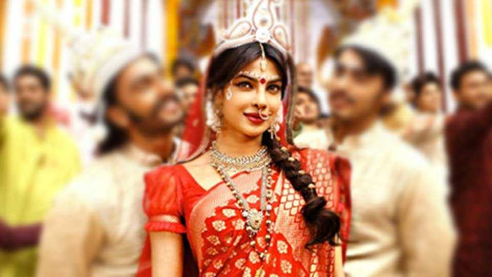 marathi news entertainment priyanka chopra Brides Today's March 2018 issue