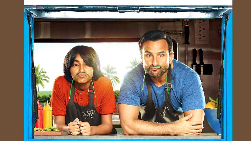 Chef new hindi movie trailer out esakal news