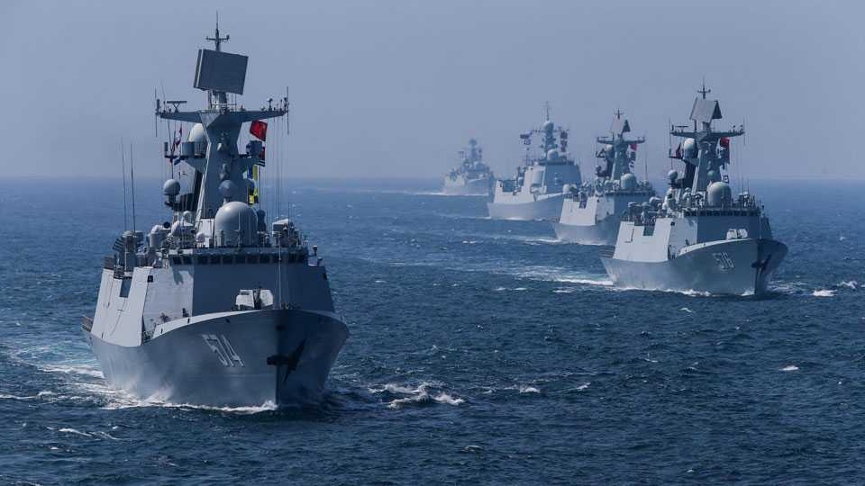 China Ship Dockyard Are Still Empty millions invested