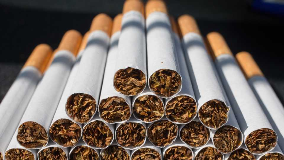 Cigarette company's crores of crores of dollars due to GST