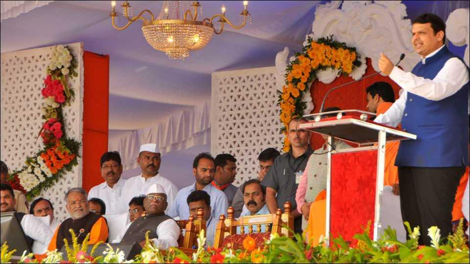 शक्ती आणि भक्तीमुळेच समाजाचा खरा विकासः मुख्यमंत्री