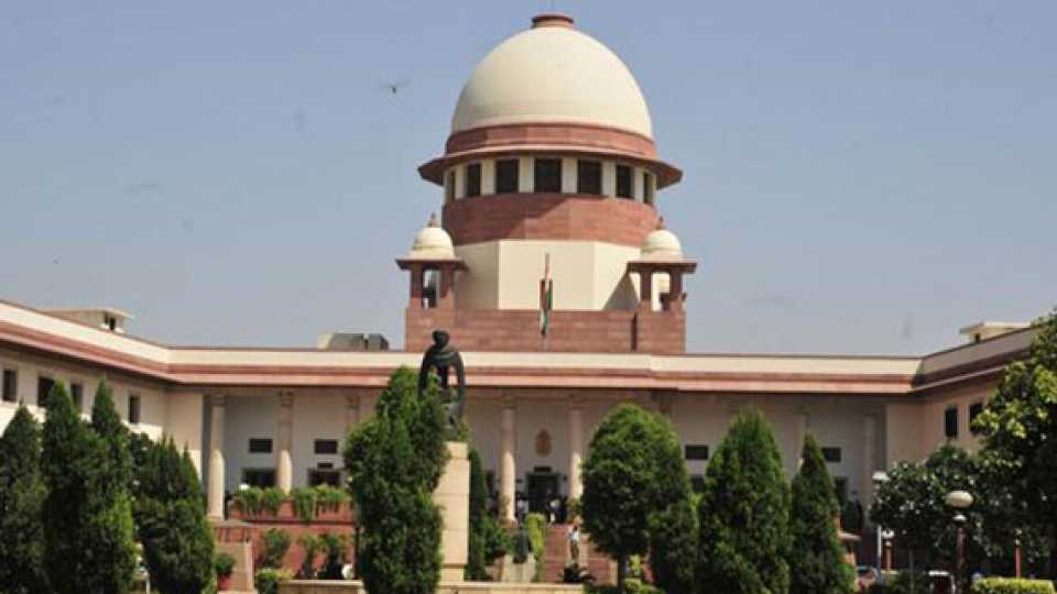 review plea central government atrocities act supreme court