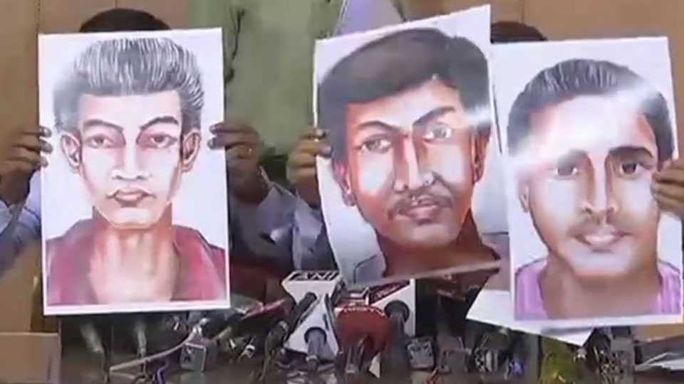 Gauri Lankesh murder case: Two suspects identified, SIT releases sketches