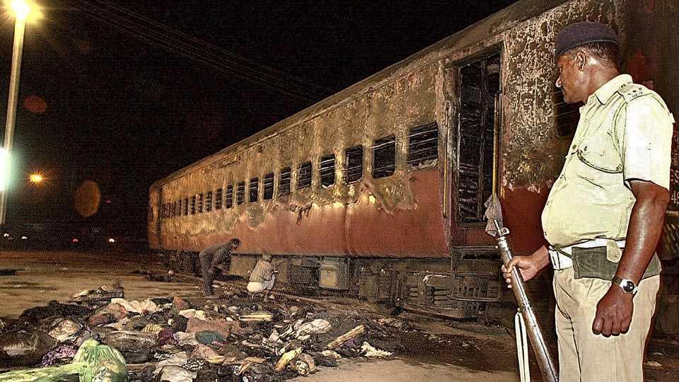 godhra train burning