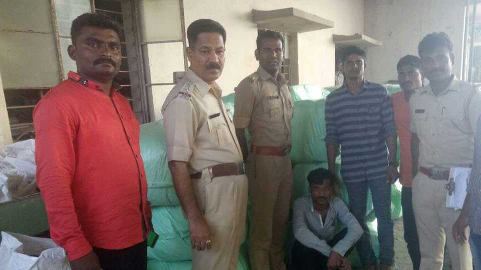 Gutkha seized in Barshi