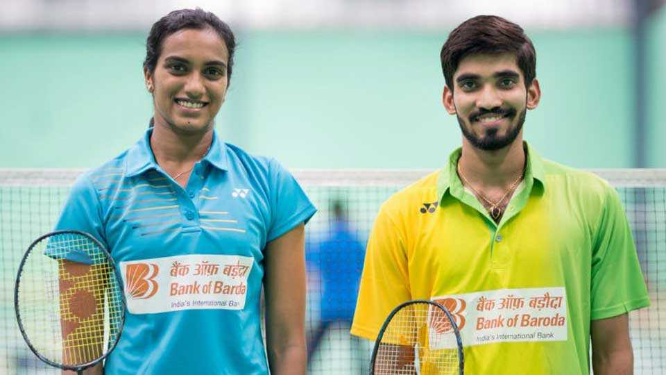 Srikanth and Sindhu into semi finals of Malaysia Open