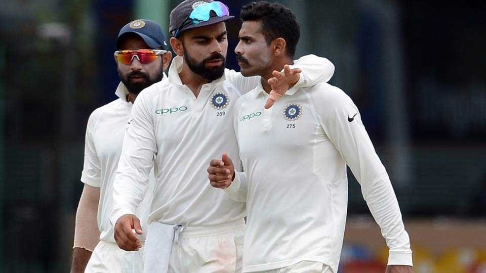 India beat Sri Lanka by innings and 53 runs in Colombo Test