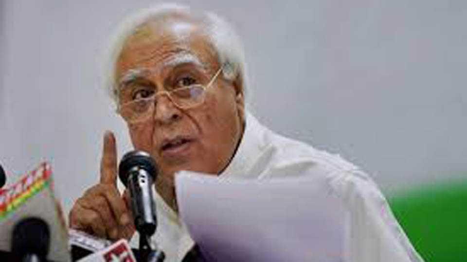 Congress Kapil Sibal Criticizes Modi Government over Justice Loya Case