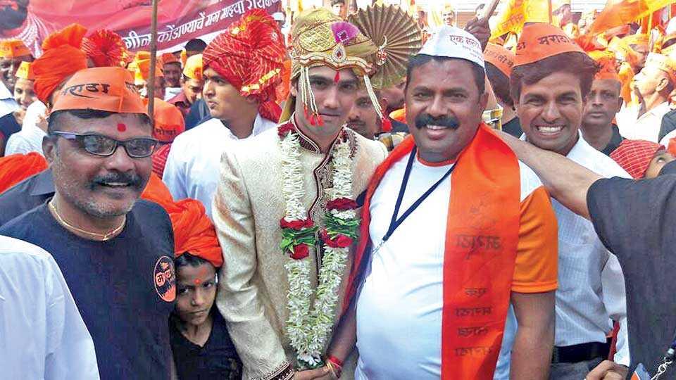 maratha kranti morcha held in belgaum