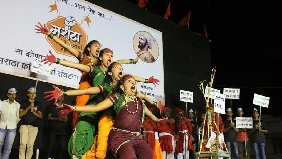 Maratha community warned government