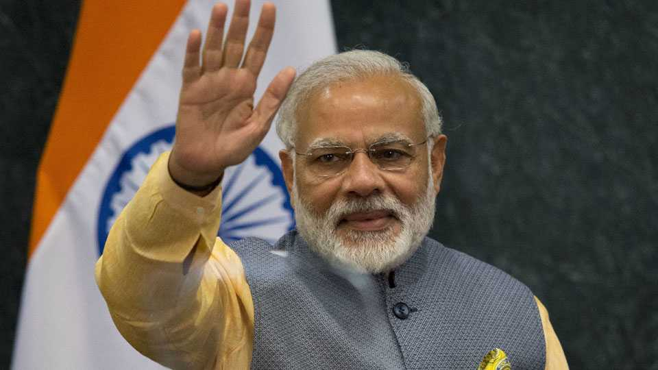 Support for comprehensive projects says modi