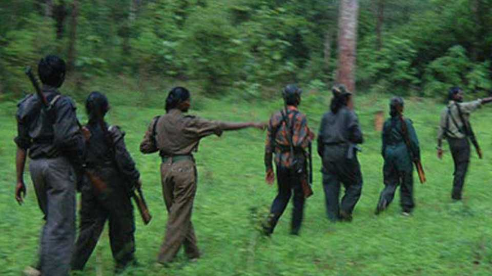 Three killed in Chhattisgarh