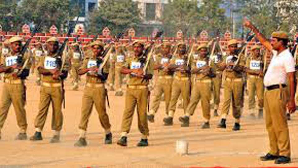 Police Recruitment some confusion there 200 candidate nervous