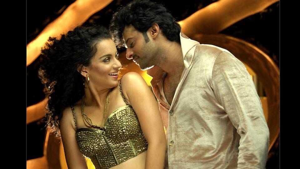 'Baahubali' star Prabhas and Kangana Ranaut
