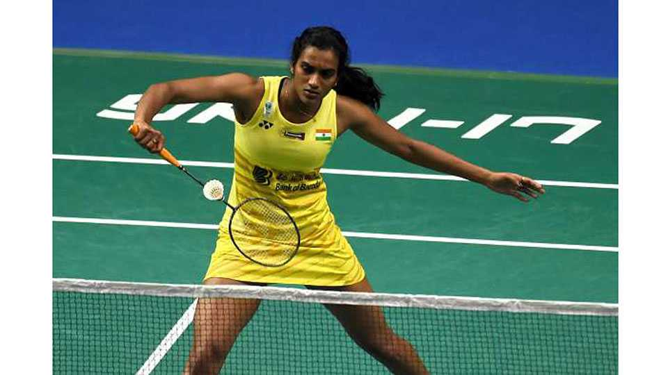 P V Sindhu Indonesia open