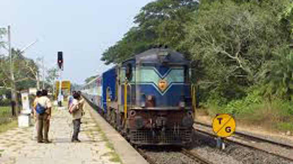 Ramayana Express for the devotees now