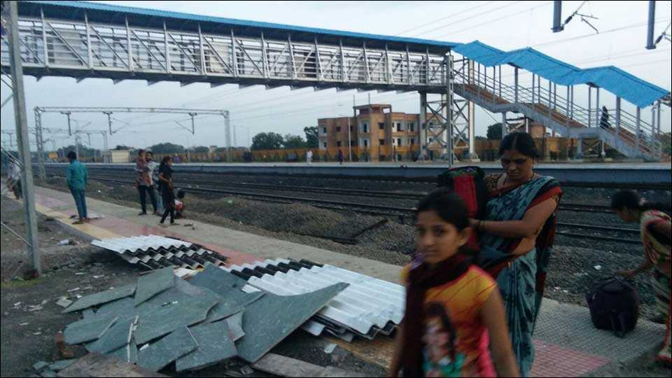 nardana railway station
