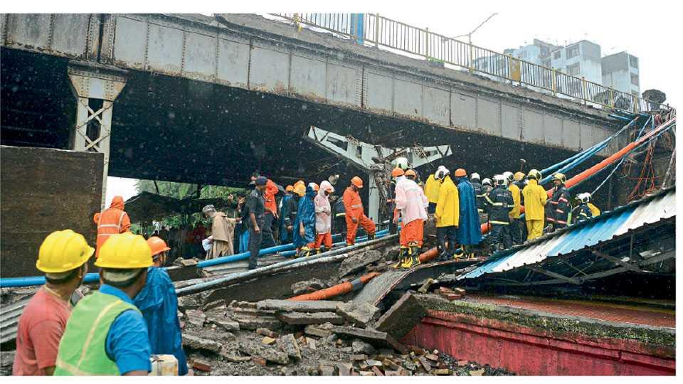 Structural audit of the bridge