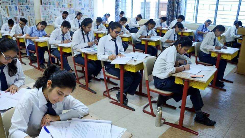 The re-examinations for Class X-XII are from July 17